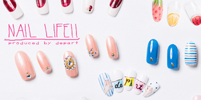 NAIL LIFE produced by depart